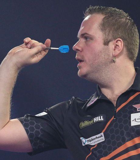 Wereldranglijst darts opgefrist: 'Aubergenius' stijgt elf  plekken, Van Gerwen verliest koppositie