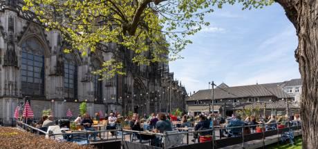 Gedrag op Bossche terrassen niet zoals het hoort: 'Volg aanwijzingen van horeca'