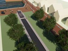 Aanpak Haven 't Veer: meer groen,  meer parkeerplek en beetje water