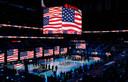 Team LeBron James en Team Kevin Durant.