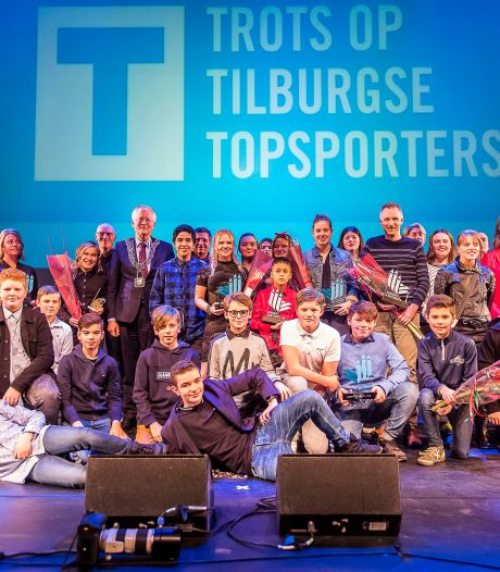 Weer geen Sportgala in Tilburg: 'Te weinig grote sportprestaties door corona'
