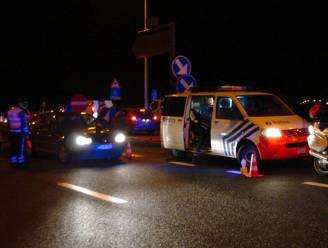 Politie controleert op alcohol en snelheid in april