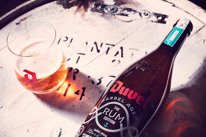 De nieuwe Duvel Barrel Aged, The Rum Edition