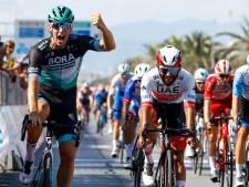 Ackermann in eerste rit Tirreno - Adriatico te snel voor Gaviria