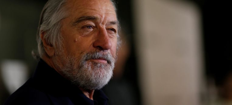 Amerikaans acteur Robert De Niro. Beeld REUTERS