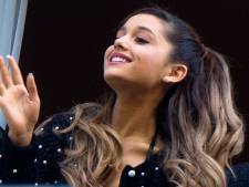Twee shows Ariana Grande in Ziggo Dome