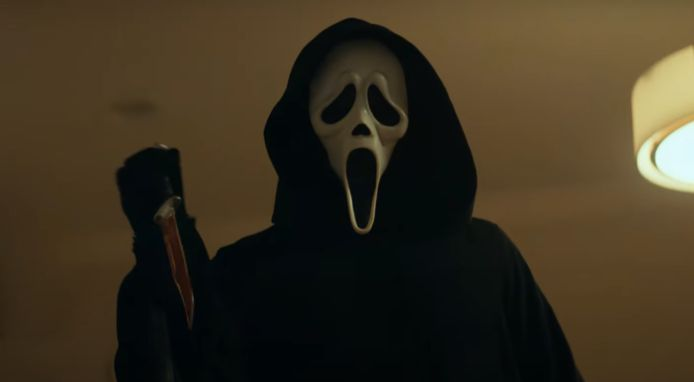 """Ghostface est de retour dans le cinquième volet de """"Scream""""."""
