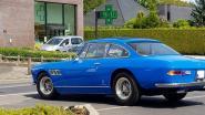 Blauwe Ferrari van John Lennon duikt op in … Zwevegem