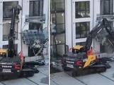 Aannemer sloopt appartementen na openstaande schuld