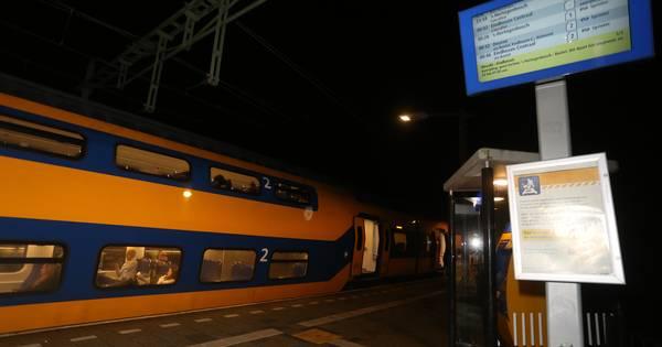 Geen treinen tussen Den Bosch en Boxtel na aanrijding bij Vught.
