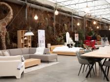 Woonwinkel Morres steekt Belgische grens over vanwege lockdown: 'Alleen op afspraak'