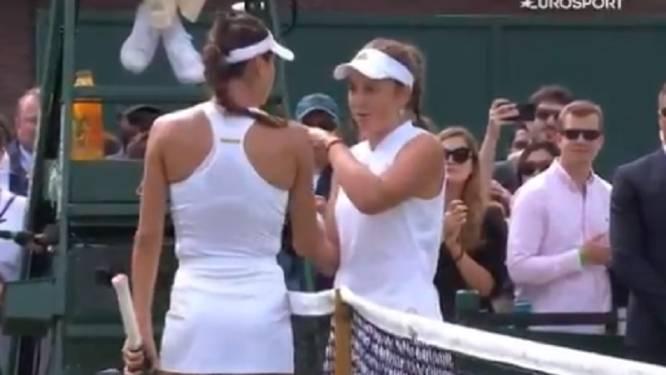 """""""Je bent de slechtste speelster van het circuit"""": ex-winnares Roland Garros in de clinch op Wimbledon"""
