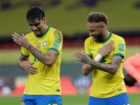 Brazilië verslaat ook Ecuador in WK-kwalificatie