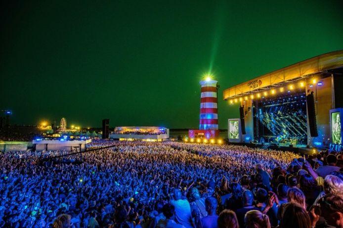 Concert at Sea.