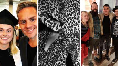 SHOWBITS. Peter Van de Veire is trotser dan een hele apenplaneet, Beyoncé speelt verstoppertje en Jan Smit heeft die-hard fans