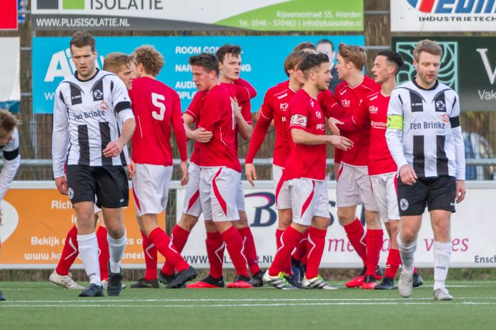 Hulzense Boys haalde uit tegen Den Ham.
