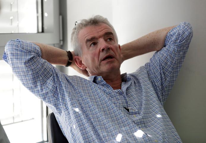Ryanair-topman Michael O'Leary.