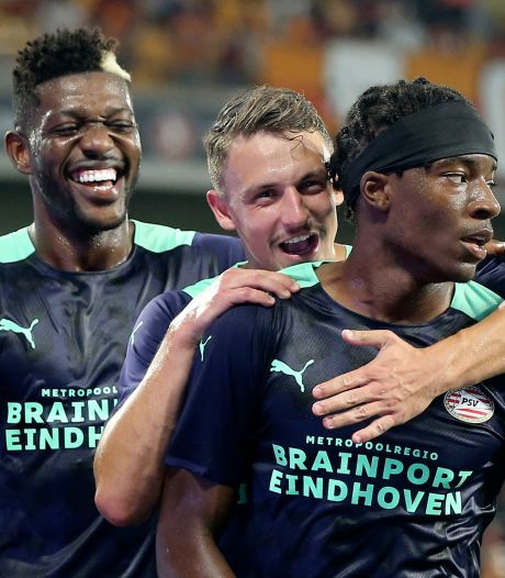 PSV doorstaat Turkse stresstest glansrijk en bezorgt zichzelf sportief en financieel comfort
