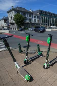Les trottinettes ne seront plus les bienvenues partout à Bruxelles