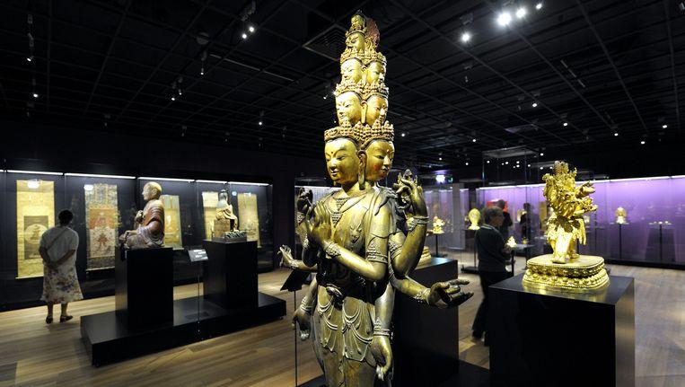 Het Wereldmuseum in Rotterdam. Beeld anp