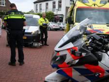 Vrouw gewond bij aanrijding in Kruiningen