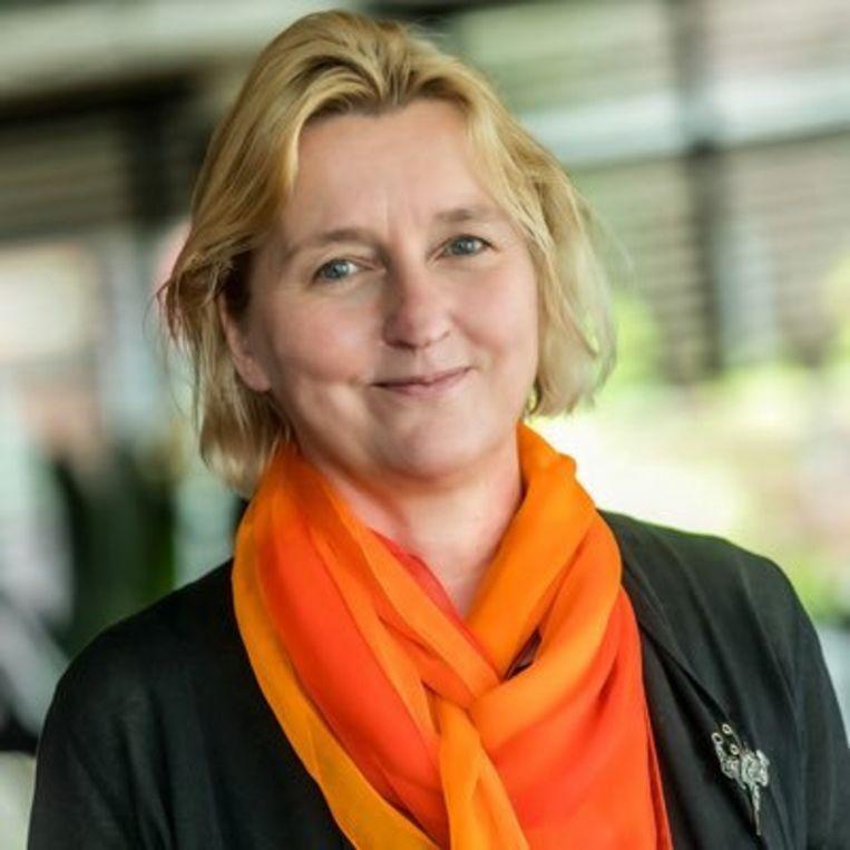 Hanneke Takkenberg:  'Eindelijk was er een breekijzer, iets om het patroon te doorbreken. Nu zullen ze het alleen wat moeten verfijnen.' Beeld