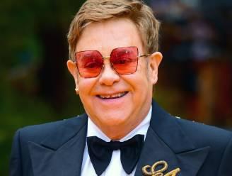 Geen coronakilo's voor Elton John: zanger stevig afgevallen tijdens lockdown