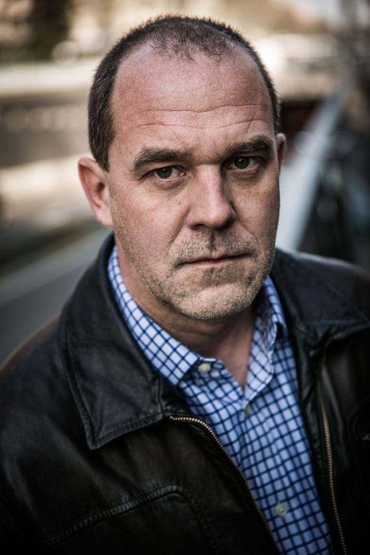Peter Bouckaert. Beeld Bas Bogaerts
