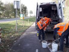 Bodemonderzoek voor aanleg fietstunnel onder Weverstraat in Gennep