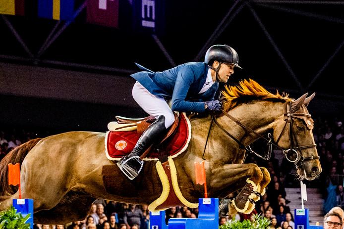 Het paardensportevenement Jumping Amsterdam vorig jaar.