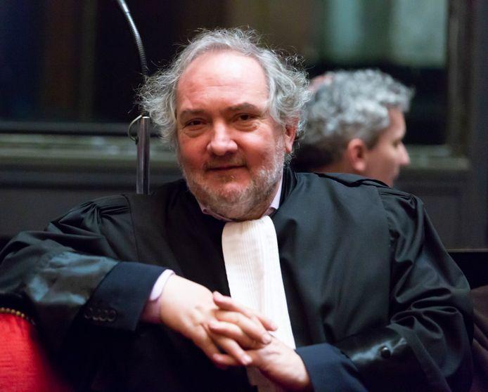 Advocaat Vincent Lurquin