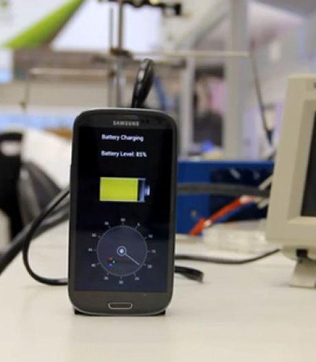 Rechargez votre smartphone en seulement 30 secondes