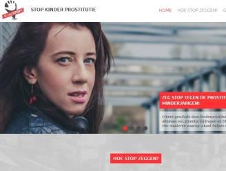 Nieuwe website moet kinderprostitutie stoppen