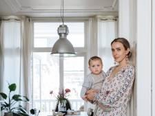 Debuterend schrijver Florine Duif steekt andere moeders een hart onder de riem