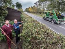 Buren blij: de Sint Hubertusweg wordt eindelijk stiller gemaakt