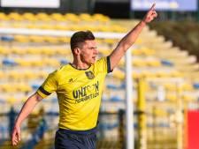 """L'Union perd Dante Vanzeir: """"Notre meilleur buteur sera absent pour la fin de la saison"""""""