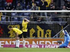 Droom spat uiteen in finale: NAC grijpt naast promotie en blijft in eerste divisie na nederlaag tegen NEC