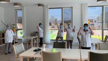 Vlaams Belang schenkt honderden mondmaskers aan wzc Sint-Rafaël