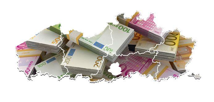 12 tot 14 miljard euro deelt Vlaanderen elk jaar aan subsidies uit.