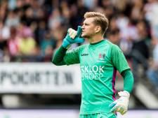 Branderhorst heeft na reserverol in de KKD nu de meeste clean sheets in de eredivisie: 'Ik heb nooit opgegeven'