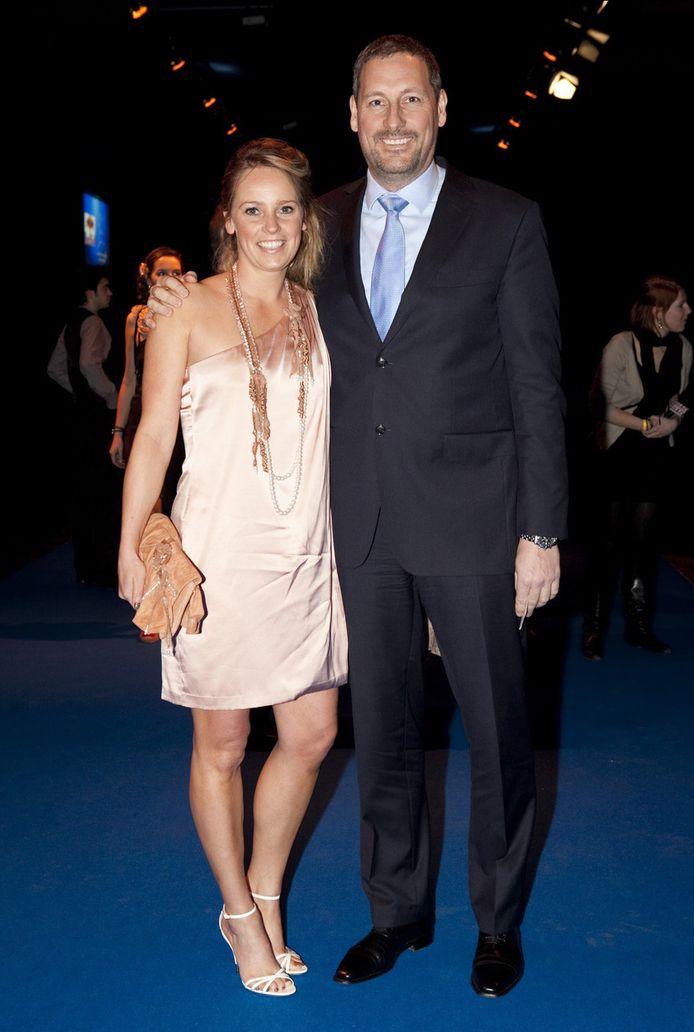 Gert Verhulst opnieuw samen met ex Ellen | Celebrities