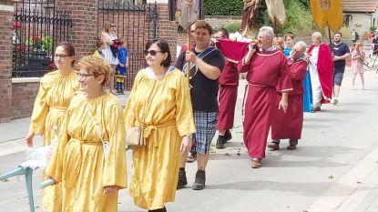 Geen activiteiten bij Hoxem kermis, wel een afgeslankte processie met 10 personen