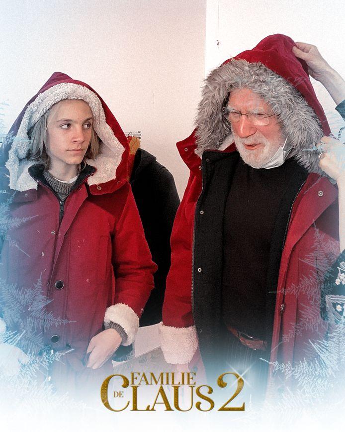 Mo Bakker en Jan Decleir spelen opnieuw de hoofdrol in 'De Familie Claus 2'