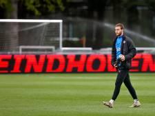 Kyan van Dorp dankbaar en weemoedig na dertien jaar PSV: 'Ik heb het shirt altijd met trots gedragen'