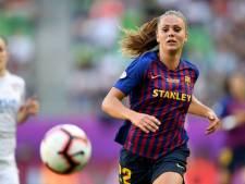 Grandioze dag voor Lieke Martens: hattrick én curieuze goal tijdens monsterzege Barça