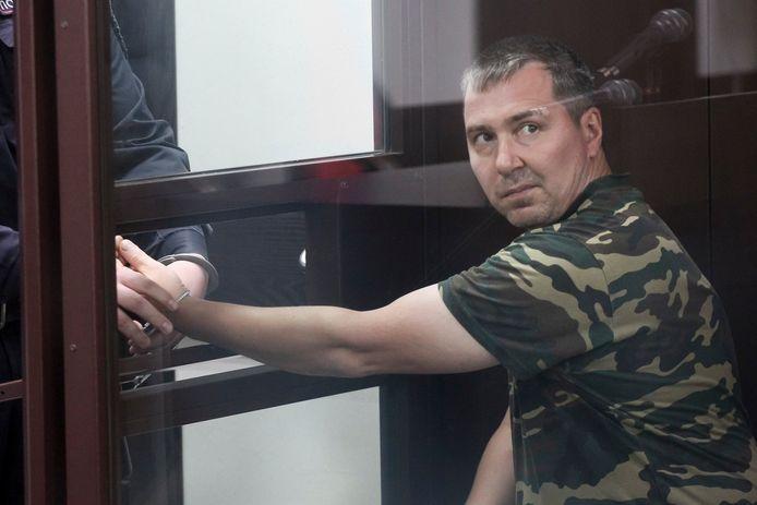De vermeende dader Alexander Popov.