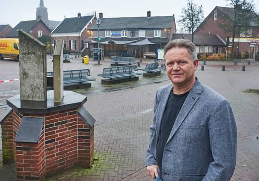 Bertus van Berkel van het CDA in Meierijstad.