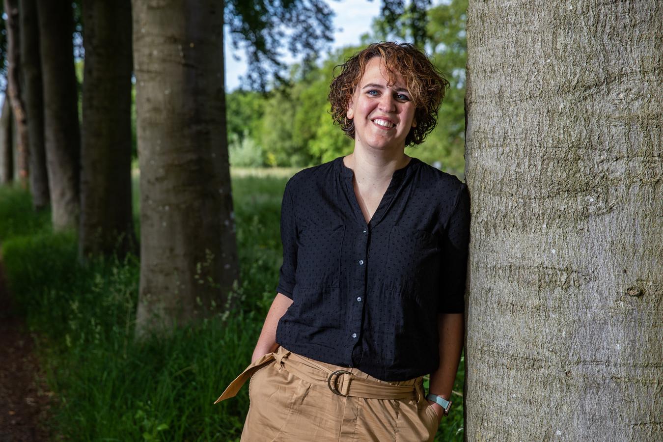 Ruth Driessen is projectleider van Twentse Transformatie, dat onder andere gaat over jeugdstrafrecht.