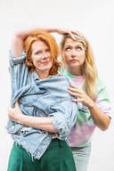 Christine de Boer en Yentl Schieman: 'We grapten al jaren dat we zo'n kinderboek zouden maken als we ooit tegelijk zwanger zouden zijn'