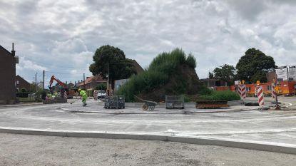 Kruispunt Veldwezelt open voor bouwverlof